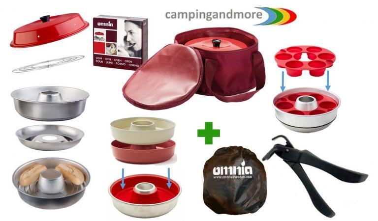 Omnia Ofen Transporttasche  Aufbewahrungstasche Camping Backofen Ofen